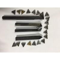 Kit Ferramenta Para Torno Mtjnr 12x12