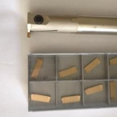 KIT  para canal interno  16mm + 10 Pastilhas 3mm