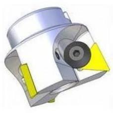Cabeçote  D =100mm TPKN 16